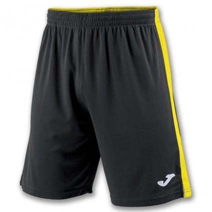 Sportovní trenýrky Joma Tokio II - černá/žlutá