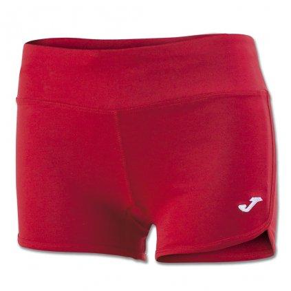Dámské sportovní šortky Joma Stella II - červená