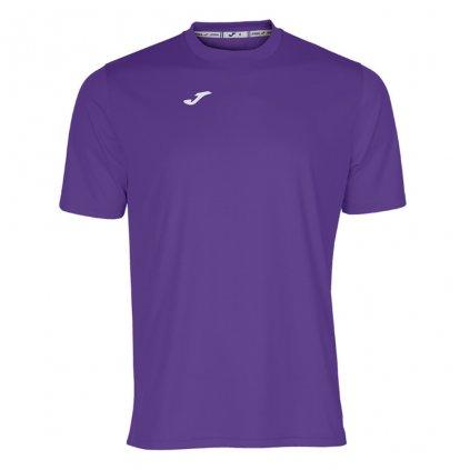 Tréninkové triko Joma Combi - fialová