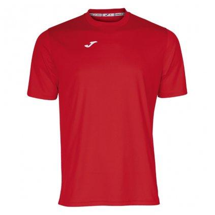 Tréninkové triko Joma Combi - červená