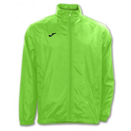Sportovní bunda Joma Iris - fluo zelená