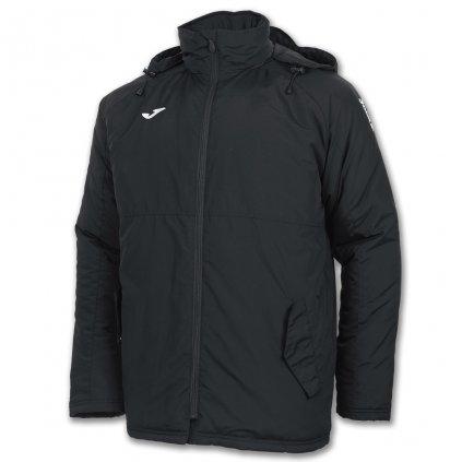 Zimní bunda Joma Everest - černá