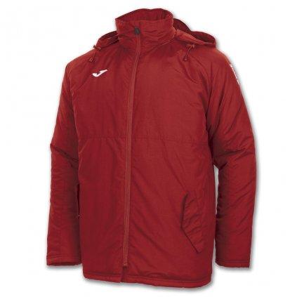 Zimní bunda Joma Everest - červená