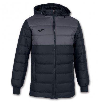Zimní bunda Joma Urban II - černá/šedá