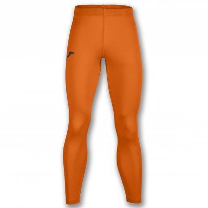 Termo elasťáky dlouhé Joma Academy - oranžová