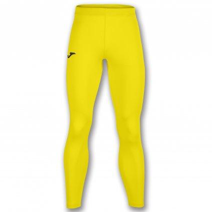 Termo elasťáky dlouhé Joma Academy - žlutá