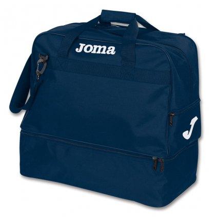 Sportovní taška Joma Training III - tmavě modrá