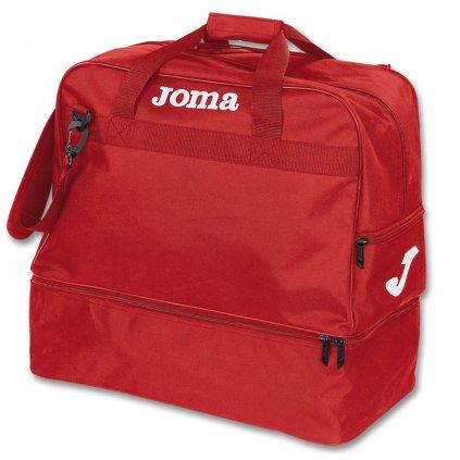 Sportovní taška Joma Training III - červená