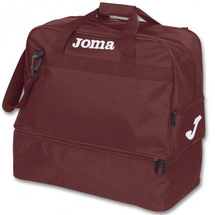 Sportovní taška Joma Training III - vínová