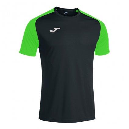 Sportovní dres Joma Academy IV - černá/fluo zelená
