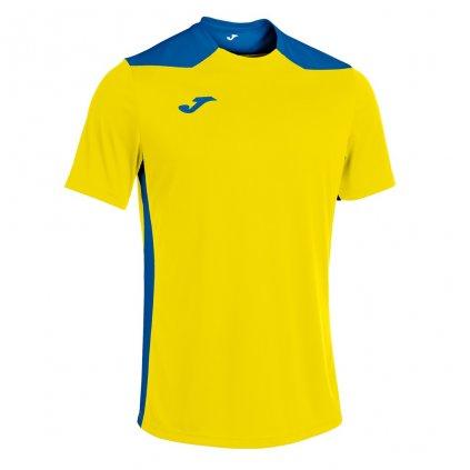 Sportovní dres Joma Championship VI - žlutá/modrá
