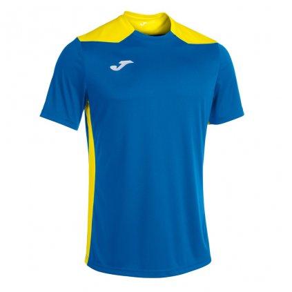Sportovní dres Joma Championship VI - modrá/žlutá