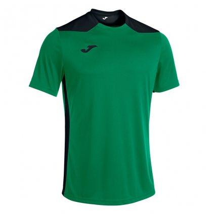 Sportovní dres Joma Championship VI - zelená/černá