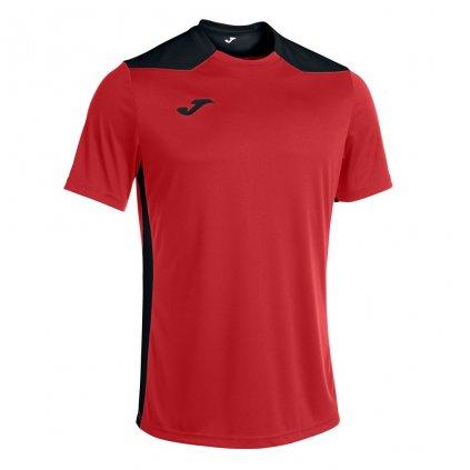 Sportovní dres Joma Championship VI - červená/černá