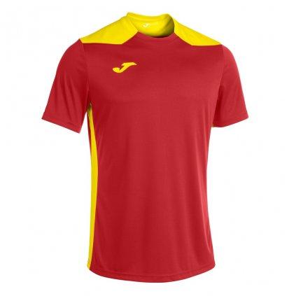 Sportovní dres Joma Championship VI - červená/žlutá