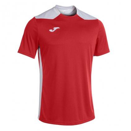 Sportovní dres Joma Championship VI - červená/bílá