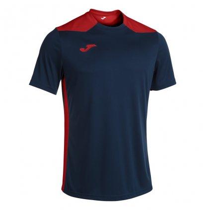 Sportovní dres Joma Championship VI - tmavě modrá/červená
