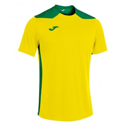 Sportovní dres Joma Championship VI - žlutá/zelená