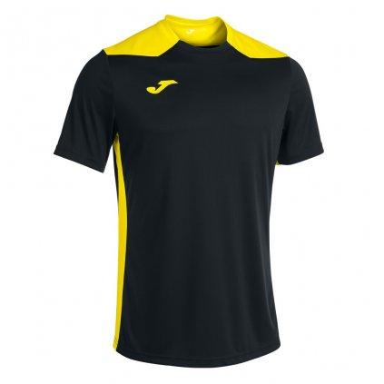 Sportovní dres Joma Championship VI - černá/žlutá
