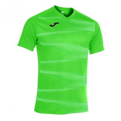 Sportovní dres Joma Grafiti II - fluo zelená
