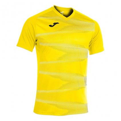 Sportovní dres Joma Grafiti II - žlutá