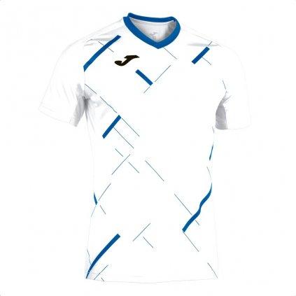Sportovní dres Joma Tiger III - bílá/modrá