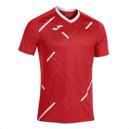 Sportovní dres Joma Tiger III - červená/bílá