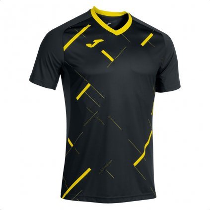 Sportovní dres Joma Tiger III - černá/žlutá