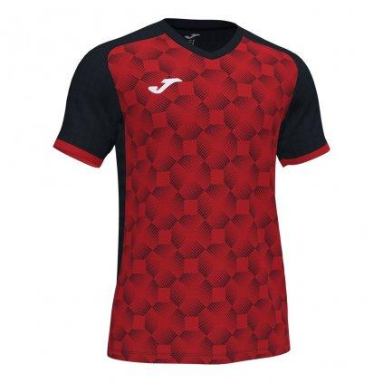 Sportovní dres Joma Supernova III - červená/černá