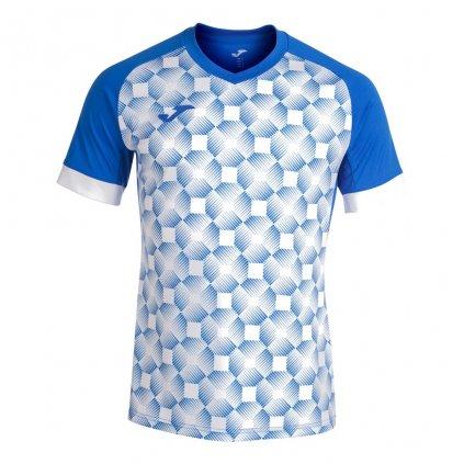 Sportovní dres Joma Supernova III - bílá/modrá