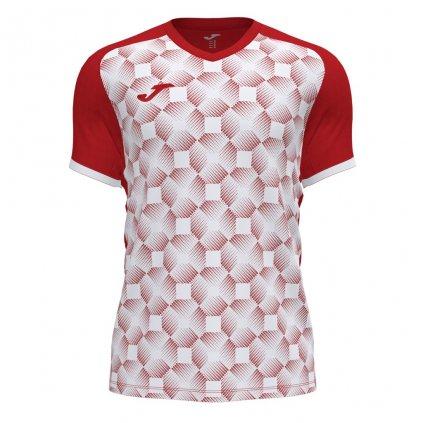 Sportovní dres Joma Supernova III - bílá/červená