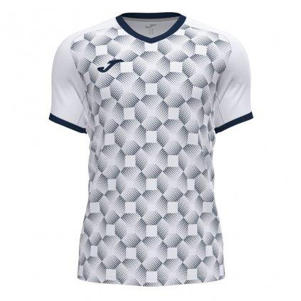 Sportovní dres Joma Supernova III - bílá/tmavě modrá