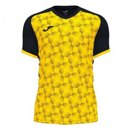 Sportovní dres Joma Supernova III - žlutá/černá