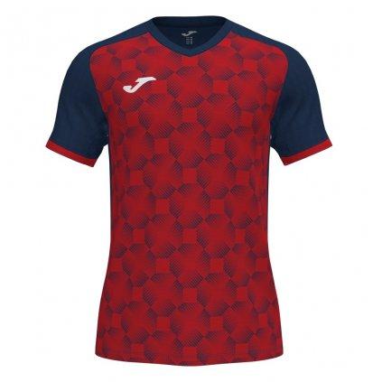 Sportovní dres Joma Supernova III - červená/tmavě modrá
