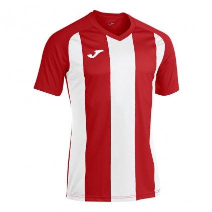 Sportovní dres Joma Pisa II - červená/bílá
