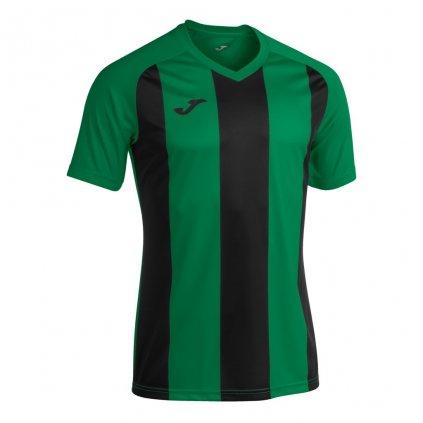 Sportovní dres Joma Pisa II - zelená/černá