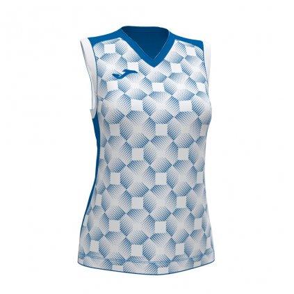 Dámský sportovní dres Joma Supernova III B/R - modrá/bílá