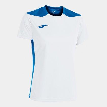 Dámský sportovní dres Joma Championship VI - bílá/modrá
