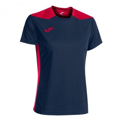 Dámský sportovní dres Joma Championship VI - tmavě modrá/červená