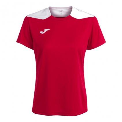 Dámský sportovní dres Joma Championship VI - červená/bílá