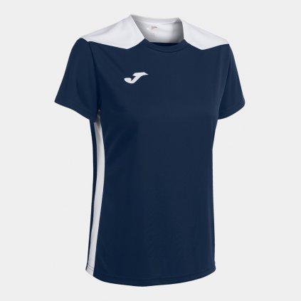 Dámský sportovní dres Joma Championship VI - tmavě modrá/bílá