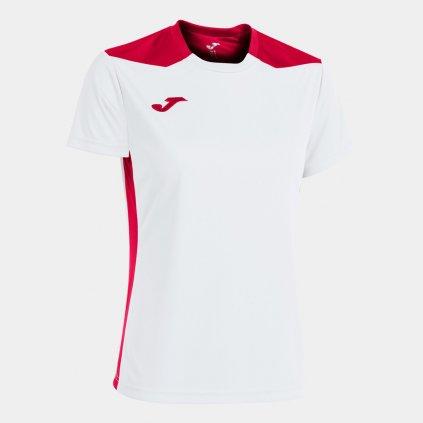 Dámský sportovní dres Joma Championship VI - bílá/červená