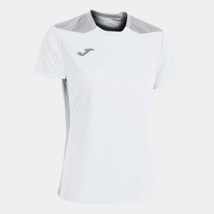 Dámský sportovní dres Joma Championship VI - bílá/šedá