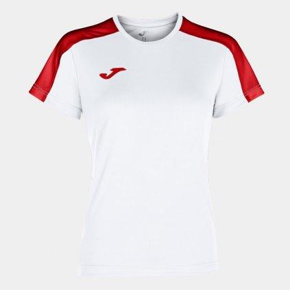 Dámský sportovní dres Joma Academy III - bílá/červená