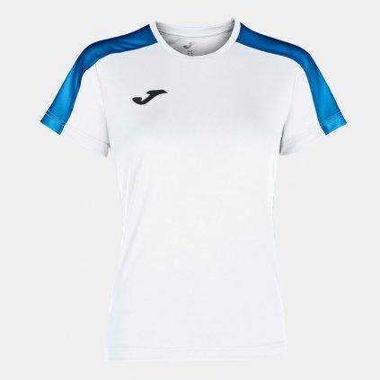 Dámský sportovní dres Joma Academy III - bílá/modrá