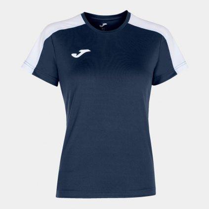 Dámský sportovní dres Joma Academy III - tmavě modrá/bílá