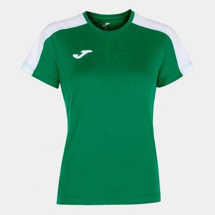 Dámský sportovní dres Joma Academy III - zelená/bílá
