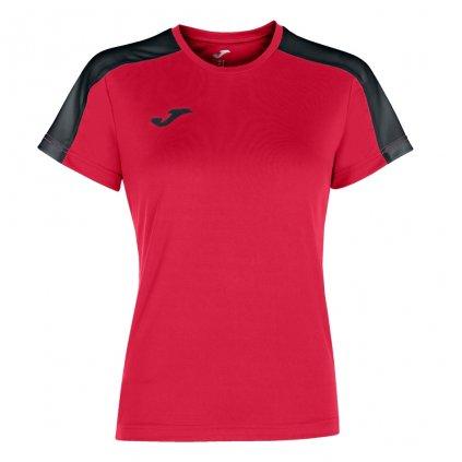 Dámský sportovní dres Joma Academy III - červená/černá
