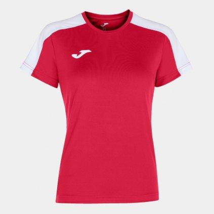 Dámský sportovní dres Joma Academy III - červená/bílá