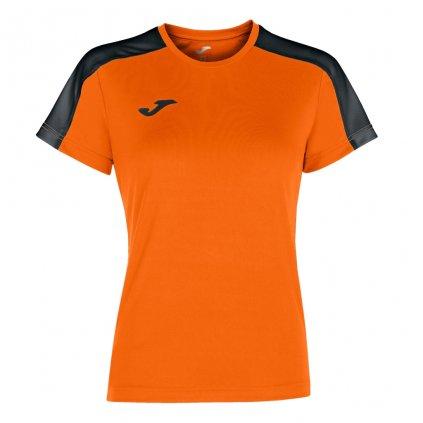 Dámský sportovní dres Joma Academy III - oranžová/černá